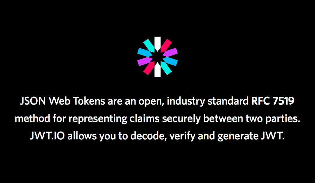 What is JSON Web Token?