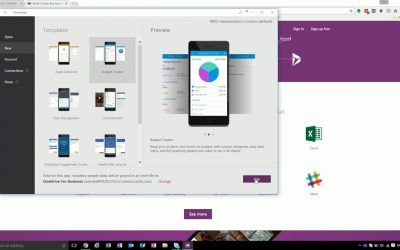 What is PowerApps?